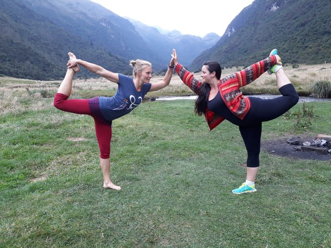29 Days 200-Hour Yoga Teacher Training in Ecuador