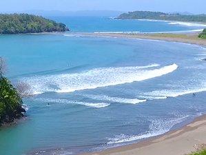 8-Daags Prachtig Surfkamp in Morrillo Beach, Veraguas