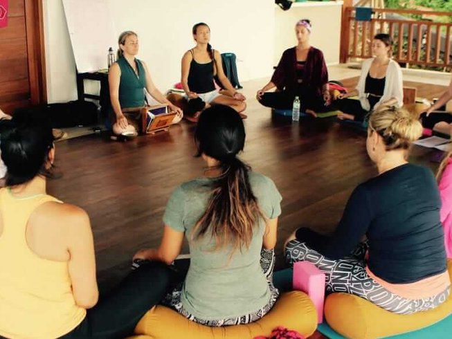 26 Days 200-Hour Comprehensive Yoga Teacher Training Bali