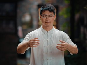 8 Sessions of Live Online Tai Chi, Qi Gong and Meditation Training