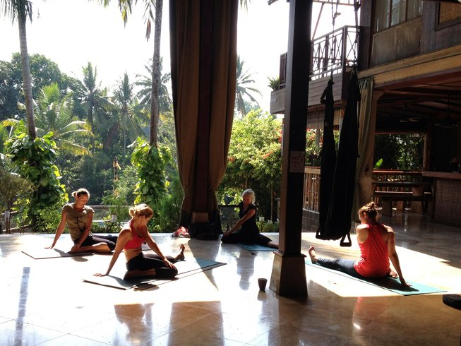 6 Days Nourishing Detox and Yoga Retreat in Bali to Recharge Your Spirit