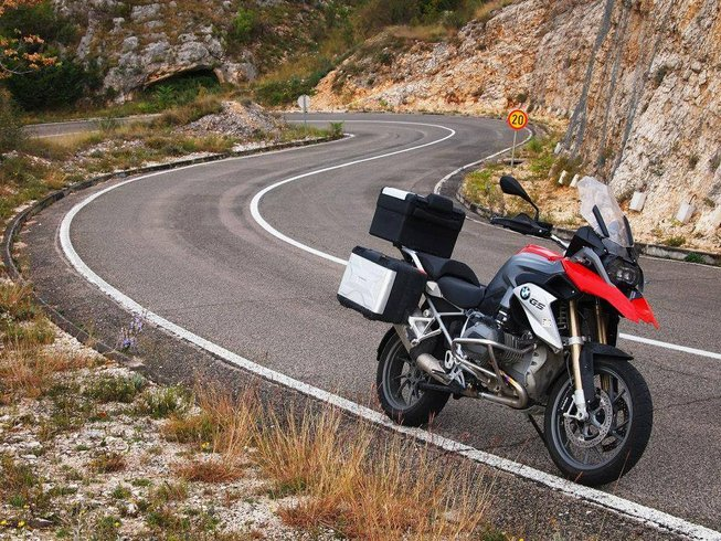 8 Days Guided Motorcycle Tour Croatia