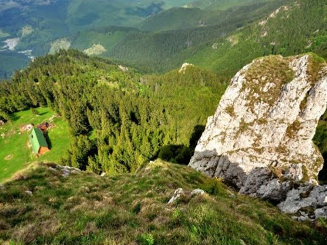 8 Days Hiking Adventure and Yoga Retreat in Romania