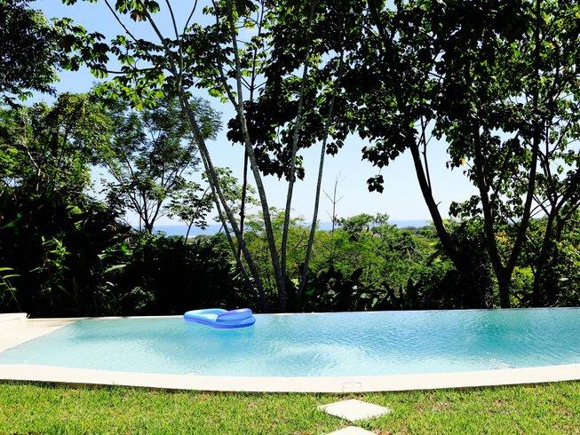14 Days Wildlife Rescue and Yoga Retreat in Cabuya, Costa Rica