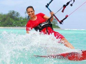 4 Days Private Kite Surf Camp Cabarete, Dominican Republic