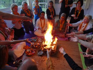 10 Days Kriya and Kundalini Yoga Retreat in Rishikesh, India