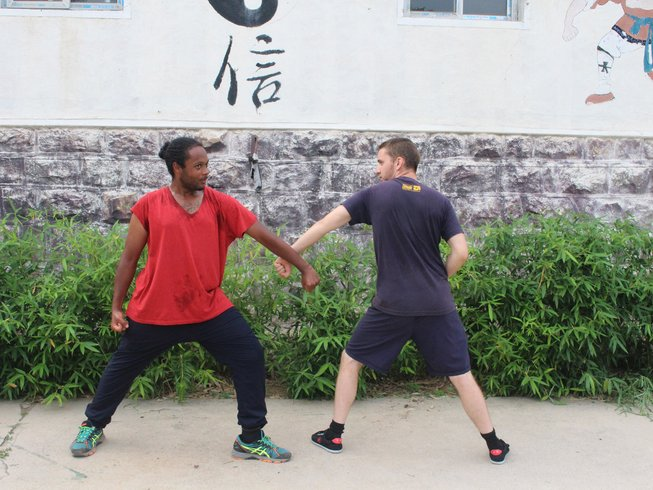 5 Months Kung Fu Training in China with Shaolin Masters