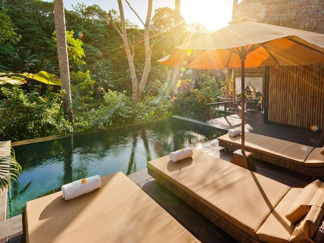 15 Tage Luxuriöse Verjüngung, Meditation und Yoga Retreat in Badung, Bali