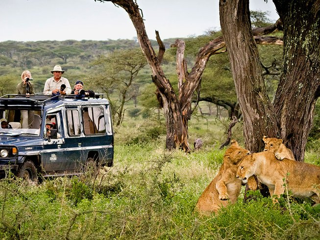 13 Days Unique African Safari in Tanzania