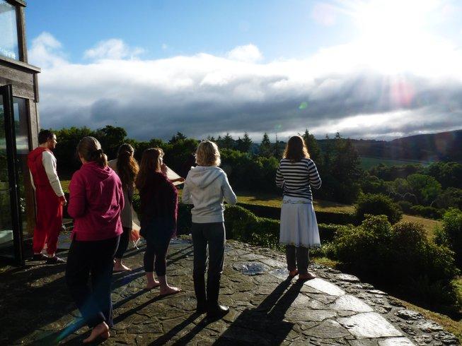 7 Days Spiritual Detox, Juice Fast and Yoga Retreat in Devon, UK