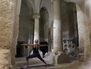 4 Days Cycling and Yoga Retreat in Cappadocia, Turkey