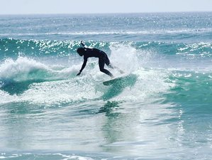 6 Days Marvelous Yoga and Surf Camp in Lisbon, Portugal