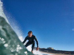 6 Days The Rock´n and Flow Surfer Camp in Cascais, Portugal
