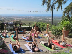 8 Days Family Surf and Yoga Retreat in Portugal