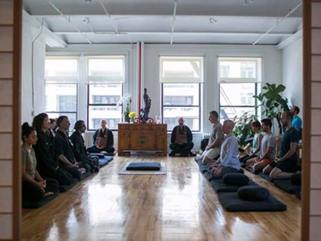 4 Days Meditation and Yoga Retreat in New York