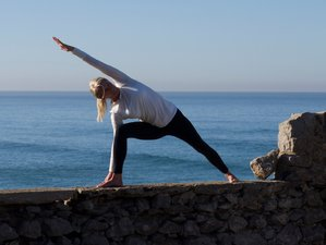 8 Days Paddle Surfing and Iyengar Yoga Retreat in Portugal
