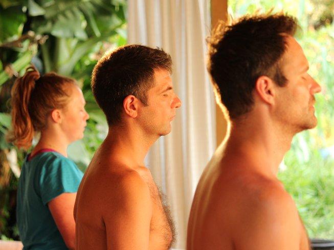 30 Tage 200-Stunden Yogalehrer Ausbildung in Goa, Indien