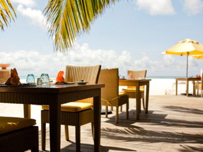 3 Days Culinary & Seaside Vacation at Angsana, Maldives