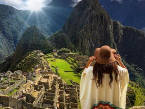 9 Day Celestial Soul Journey and Spiritual Retreat in the Sacred Valley of Peru
