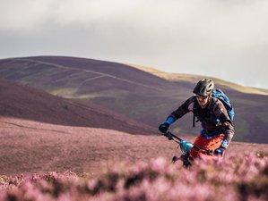 3 Days Enduro Raid Mountain Biking Weekend in Scotland, UK