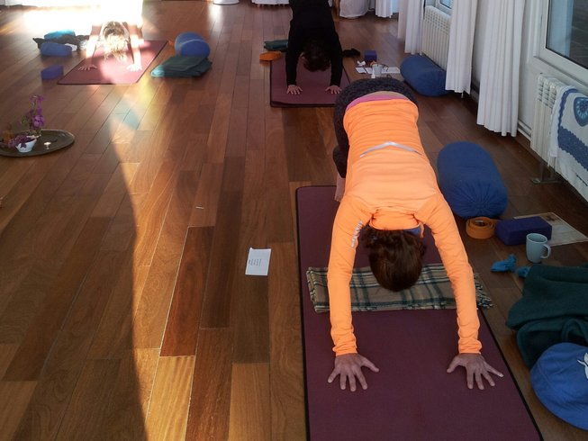 8 Tage Yoga und Meditations Retreat in Andalusien, Spanien