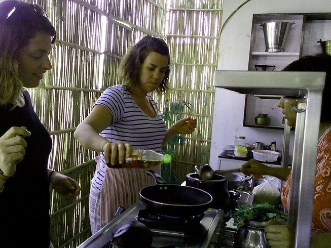 6 Days Jaipur-Pushkar Culinary and Yoga Holidays