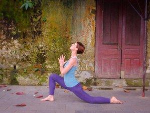 28 Days 200-Hour Yoga Teacher Training Quang Nam, Vietnam