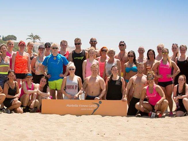 1 Week Summer Boxing Camp in Marbella, Spain