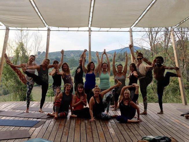 3 jours en week-end de yoga dans le Sussex, Grande-Bretagne