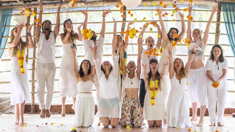 12 Days 50 Hours Certification Meditation Teacher Training In Ubud