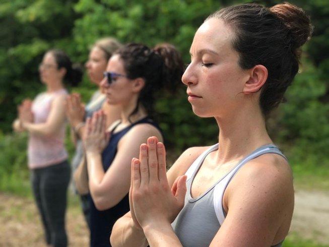 4-Daagse Avontuurlijke Fitness en Yoga Retraite in Colarado, Verenigde Staten
