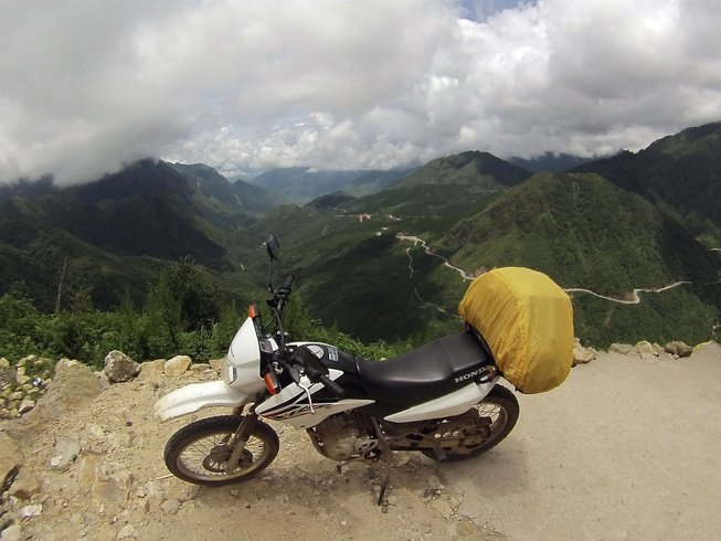 4 Days Guided Off-Road Vietnam Motorbike Tour