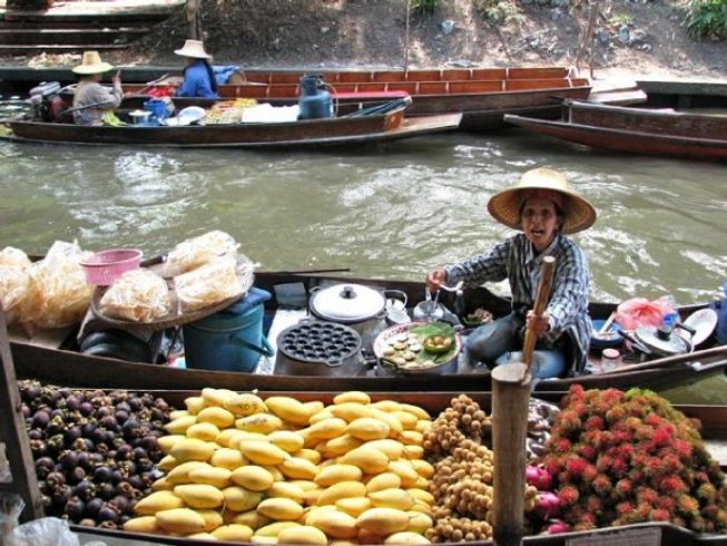 6 Days Food Tours and Culinary Vacations in Thailand