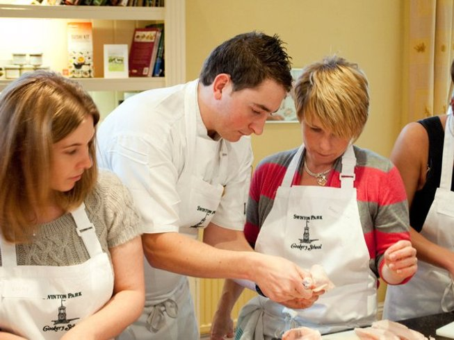 3 Days Barbecue Cooking Course in North Yorkshire