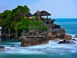 4 Day Indonesian Wellness Spa, Meditation, Yoga with 2 Day Tour Package in Bali