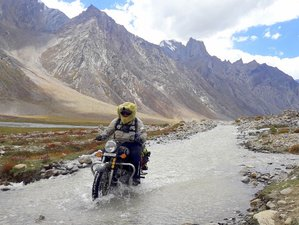 22 Day The Great Himalayan Expedition Guided Motorcycle Tour in India