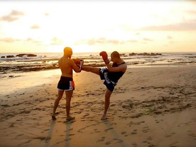 8 Days Muay Thai, Yoga, and Surf Retreat in Costa Rica