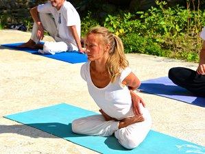 30 jours-300h de formation de professeur de yoga en Inde