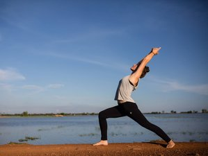 7 Day Anantara's Refresh Wellness Retreat with a Detox Class and Yoga in Siem Reap