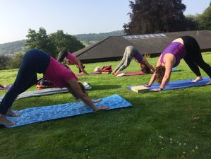 3 Day Yoga, Mindfulness, and Sound Bath in Whalley Abbey, Lancashire UK