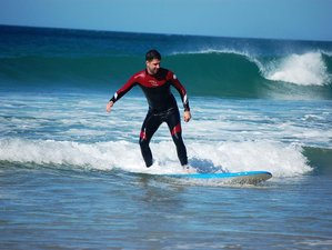 8 Days Exhilarating Yoga and Surf Camp Spain