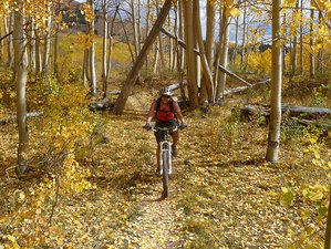 6 Days Escalante Singletrack Hiking and Mountain Bike Tour in Utah, USA