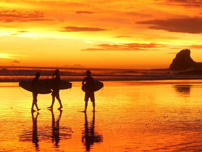 7 Days Surf Camp and Yoga Retreat in Nicaragua
