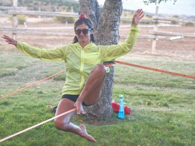 7-Daagse Klim, Thaise Massage, Meditatie en Yoga Retraite in Kalymnos, Griekenland