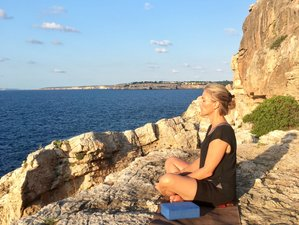 8 Day Small Group Wellness Holiday with Beginner's Yoga and Coaching in Santanyí, Mallorca