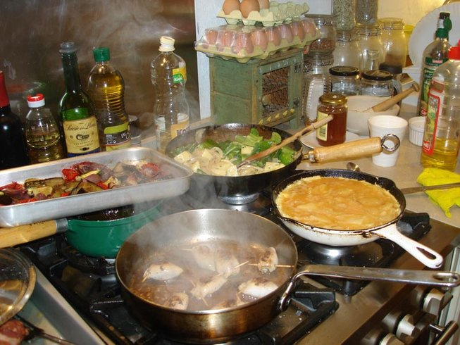 4 Days Cooking Holidays in Andalusia, Spain
