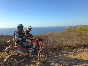 7 Days Crossing Portugal from North to South Motorcycle Tour