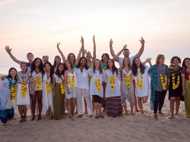 55 Days 200hr and 300hr Yoga Teacher Training India