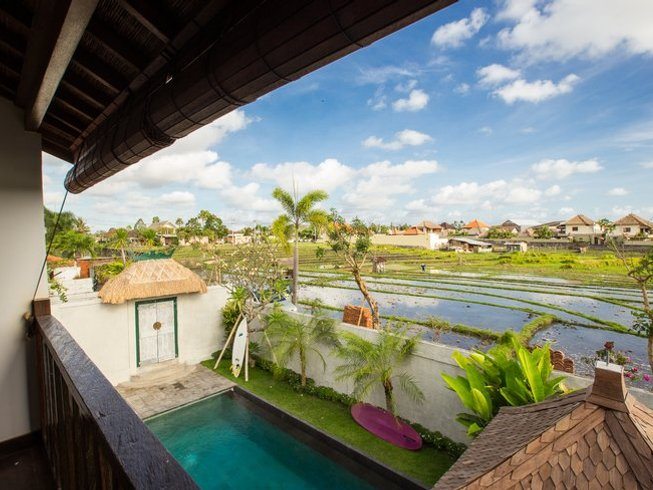 6 Days Surf and Yoga Retreat in Bali