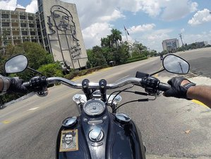 9 Days Harley-Davidson Motorcycle Tour Cuba